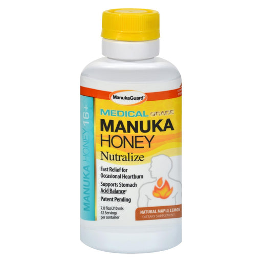 Manukaguard Nutralize - Maple Lemon - 7 Fl Oz
