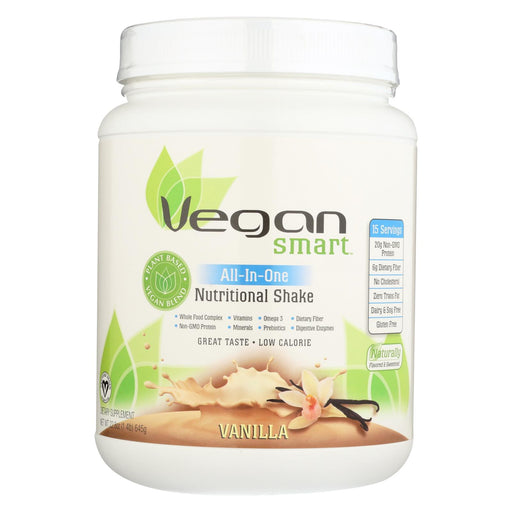 Naturade All-in-one Vegan Vanilla Shake - 22.75 Oz