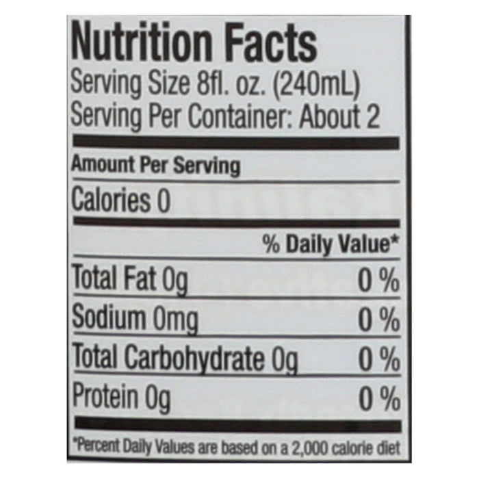 Real Water Alkalized Water - Antioxidant - Case Of 24 - 16.9 Fl Oz.