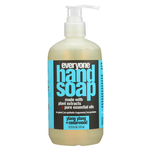 Eo Products Everyone Hand Soap - Ylang Ylang And Cedarwood - 12.75 Oz