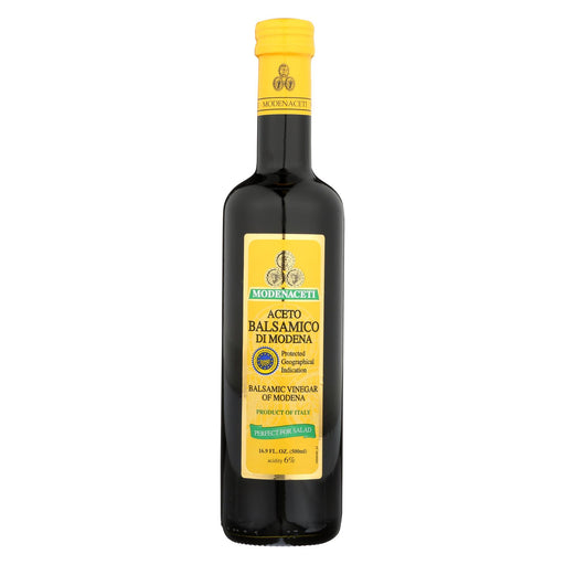 Modenaceti Balsamic Vinegar Of Modena - Case Of 6 - 16.9 Fl Oz.