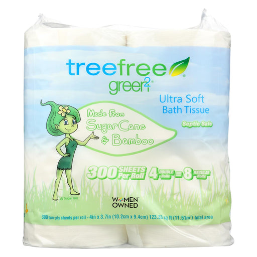 Green2 Bathroom Tissue - Case Of 24