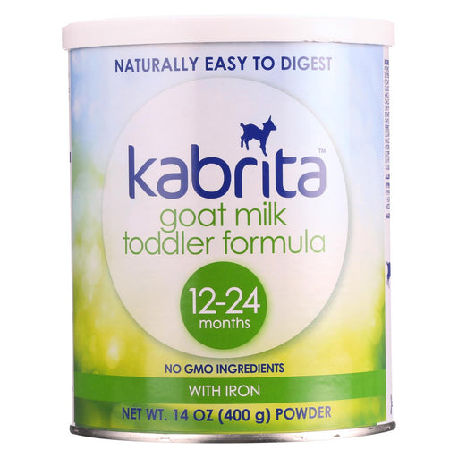 Kabrita Toddler Formula - Goat Milk - Powder - 14 Oz - Case Of 12