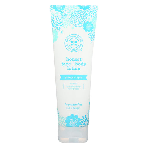 The Honest Company Honest Face And Body Lotion - 8.5 Oz