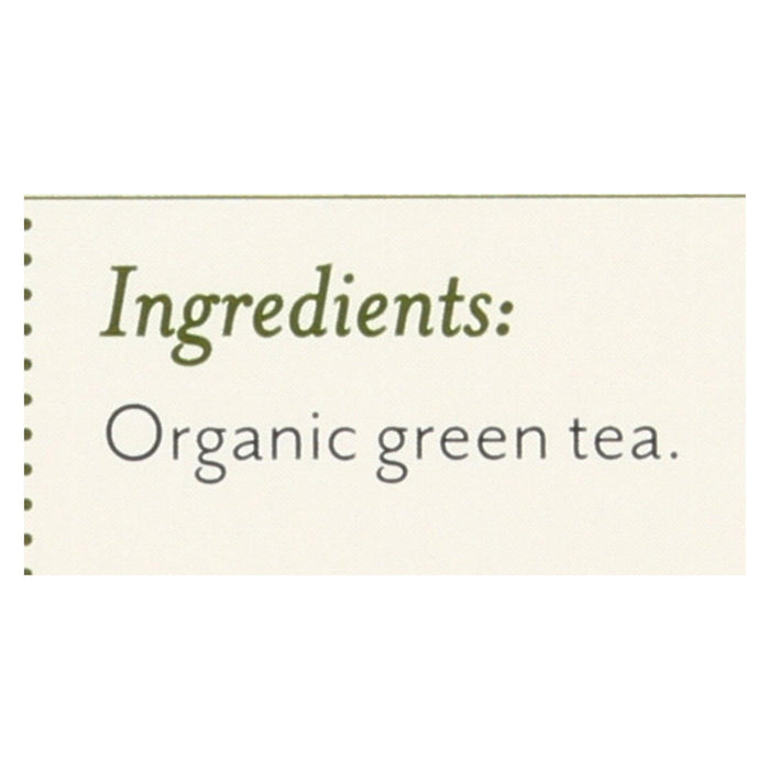 Rishi Green Tea Blend - Matcha Super - Case Of 6 - 15 Bags