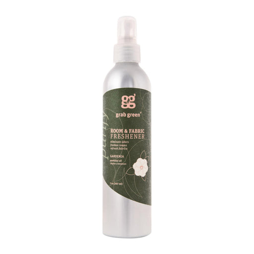 Grab Green Room And Fabric Freshener - Gardenia - Case Of 6 - 7 Fl Oz.