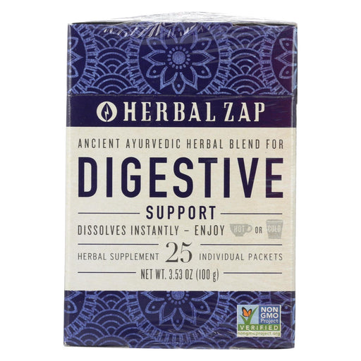 Herbal Zap Digestive Cool And Calm - 25 Packets