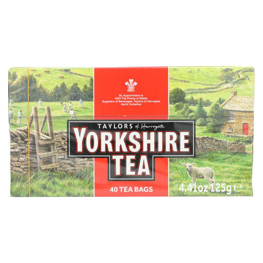 Taylors Of Harrogate Yorkshire Tea - Case Of 5 - 40 Bags