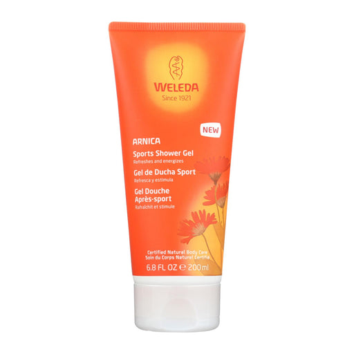 Weleda Shower Gel - Arnica Sports - 6.8 Oz