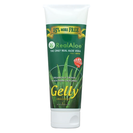 Real Aloe Aloe Vera Gelly - Tube - 6.8 Oz