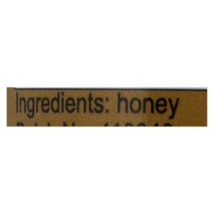 Wedderspoon Honey - Beechwood - 100 Percent Raw - 17.6 Oz