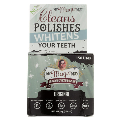 My Magic Mud Whitening Tooth Powder - 3 Oz.