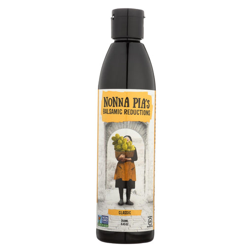 Nonna Pia's Balsamic Reduction - Classic - Case Of 6 - 8.45 Oz.