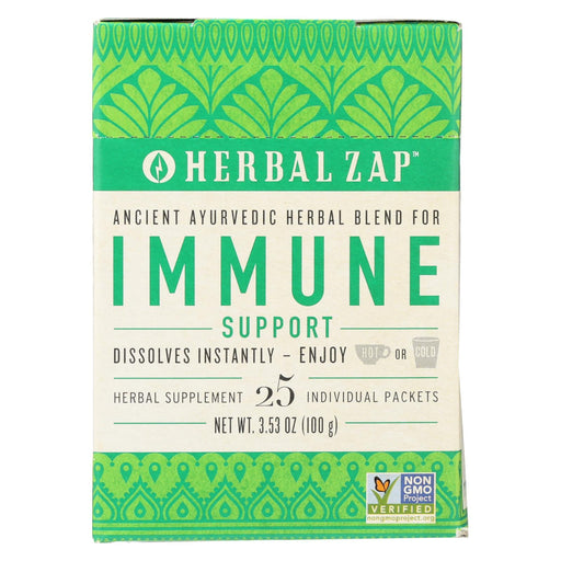 Herbal Zap Herbal Drinks - Immune Support?