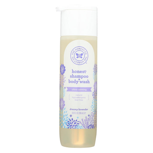 The Honest Company Shampoo And Body Wash - Dreamy Lavender - 10 Fl Oz