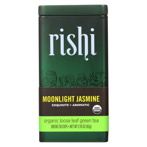 Rishi - Tea - Moonlight Jasmine - Case Of 6 - 1.59 Oz