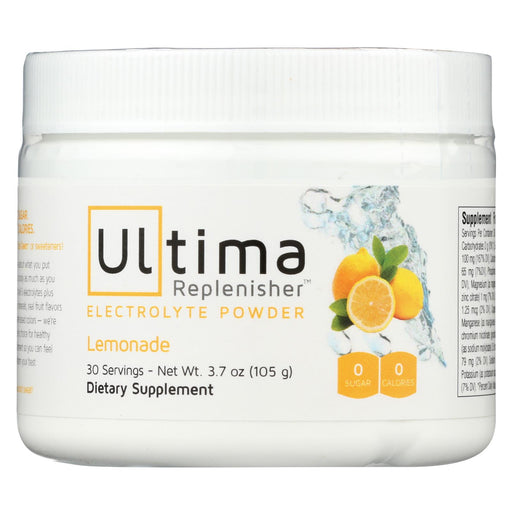 Ultima Replenisher Electrolyte Powder - Lemonade - Ca - 3.7 Oz
