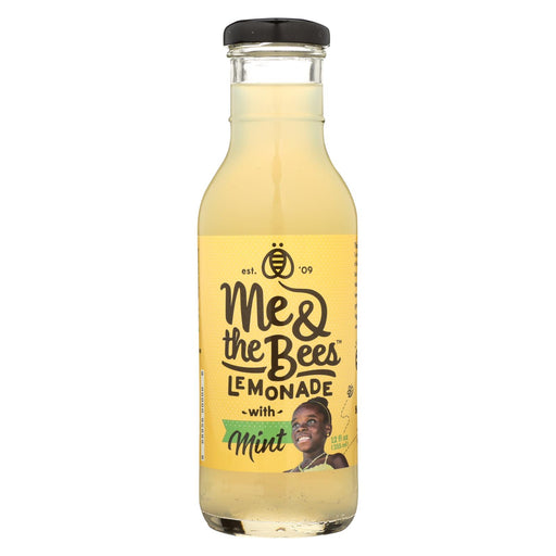 Me And The Bees Lemonade Lemonade - Mint - Case Of 12 - 12 Fl Oz
