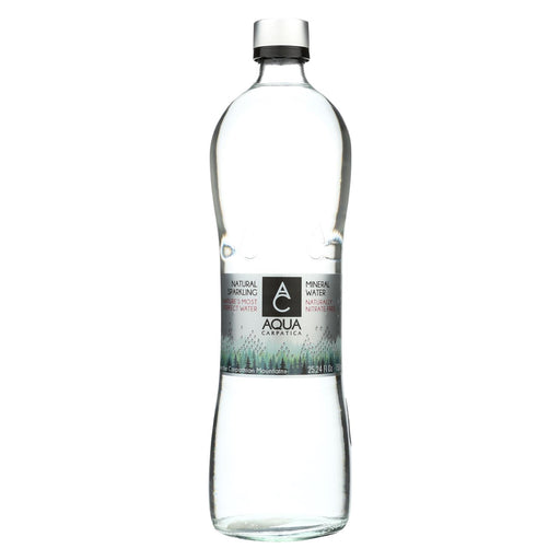 Aqua Carpatica Water - Sparkling - Case Of 6 - 25.24 Fl Oz.
