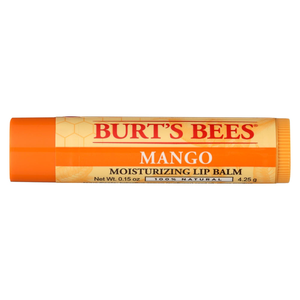 Burts Bees - Lip Balm Mango Dsp - Cs Of 12-ct