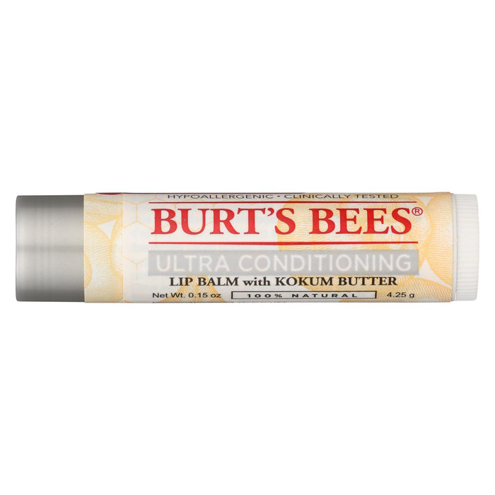 Burts Bees - Lip Balm Ultra Conditioni - Cs Of 12-ct