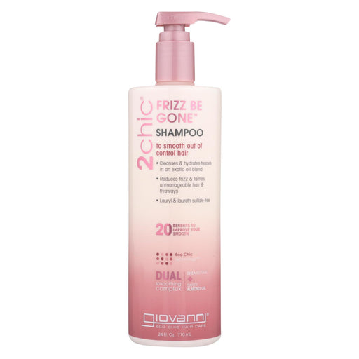 Giovanni Hair Care Products 2chic - Shampoo - Shea Butter - Almond - 24 Oz
