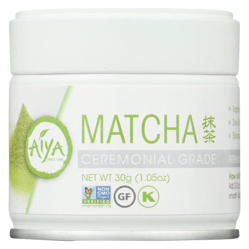 Aiya Tea Ceremonial Grade - Case Of 6 - 30 Grm
