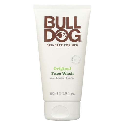 Bulldog Natural Skincare Face Wash - Original - 5 Fl Oz