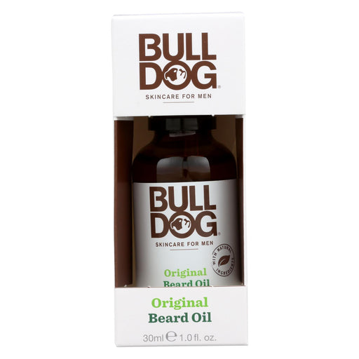 Bulldog Natural Skincare Beard Oil - Original - 1 Fl Oz