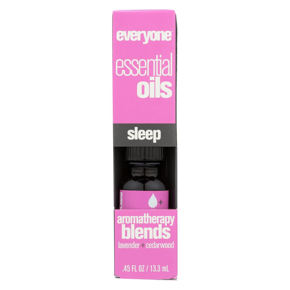 Everyone Essential Oil - Sleep - Case Of 1 - 0.45 Fl Oz.