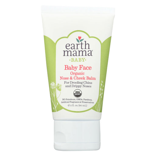 Earth Mama Lotion - Nose And Cheek Balm - Case Of 1 - 2 Fl Oz.