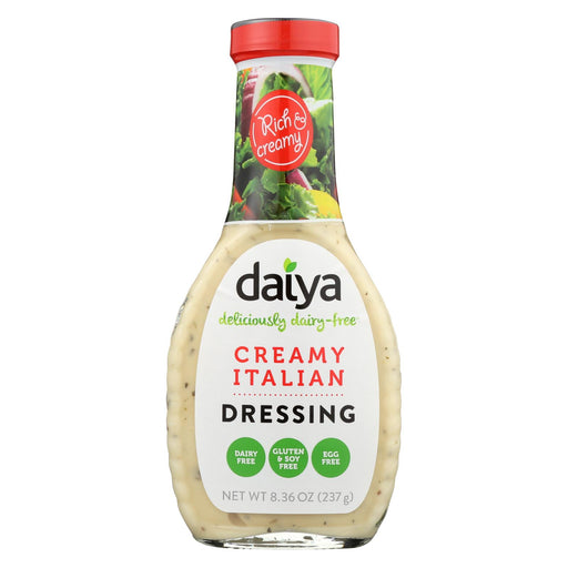 Daiya Foods Inc - Salad Dressing - Creamy Italian - Case Of 6 - 8.36 Oz.