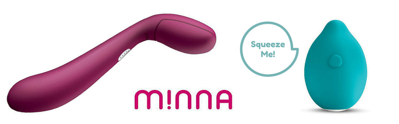 Minna Ola and Limon Vibrators by Minna