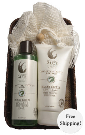 Island Breeze Bath - by Key West Aloe