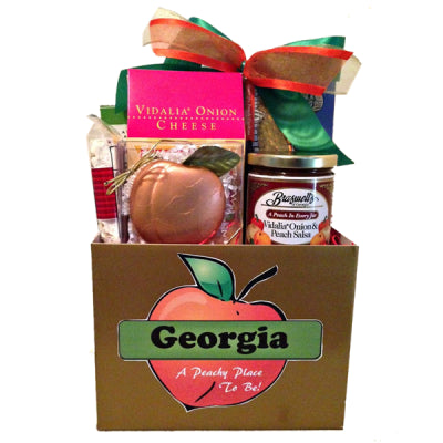 Peaches of Georgia