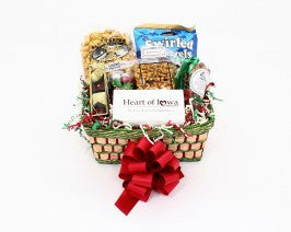 Holiday Greetings Gift Basket - 9431