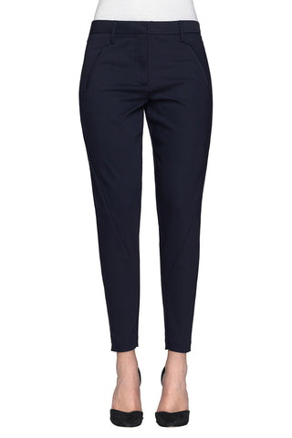 Five Units Angelie 238 Zip Pants - Navy