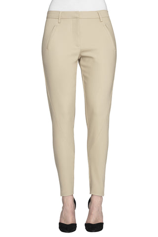 Five Units Angelie 238 Zip Pants - Cream