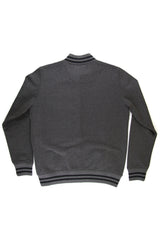 Beren of L.A Varsity Jacket - Grey
