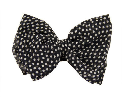 "Comme Les Loups ""Polka Dots & Moonbeams"" Bow Tie"
