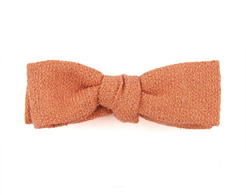 "Comme Les Loups ""French Terry"" Bow Tie"