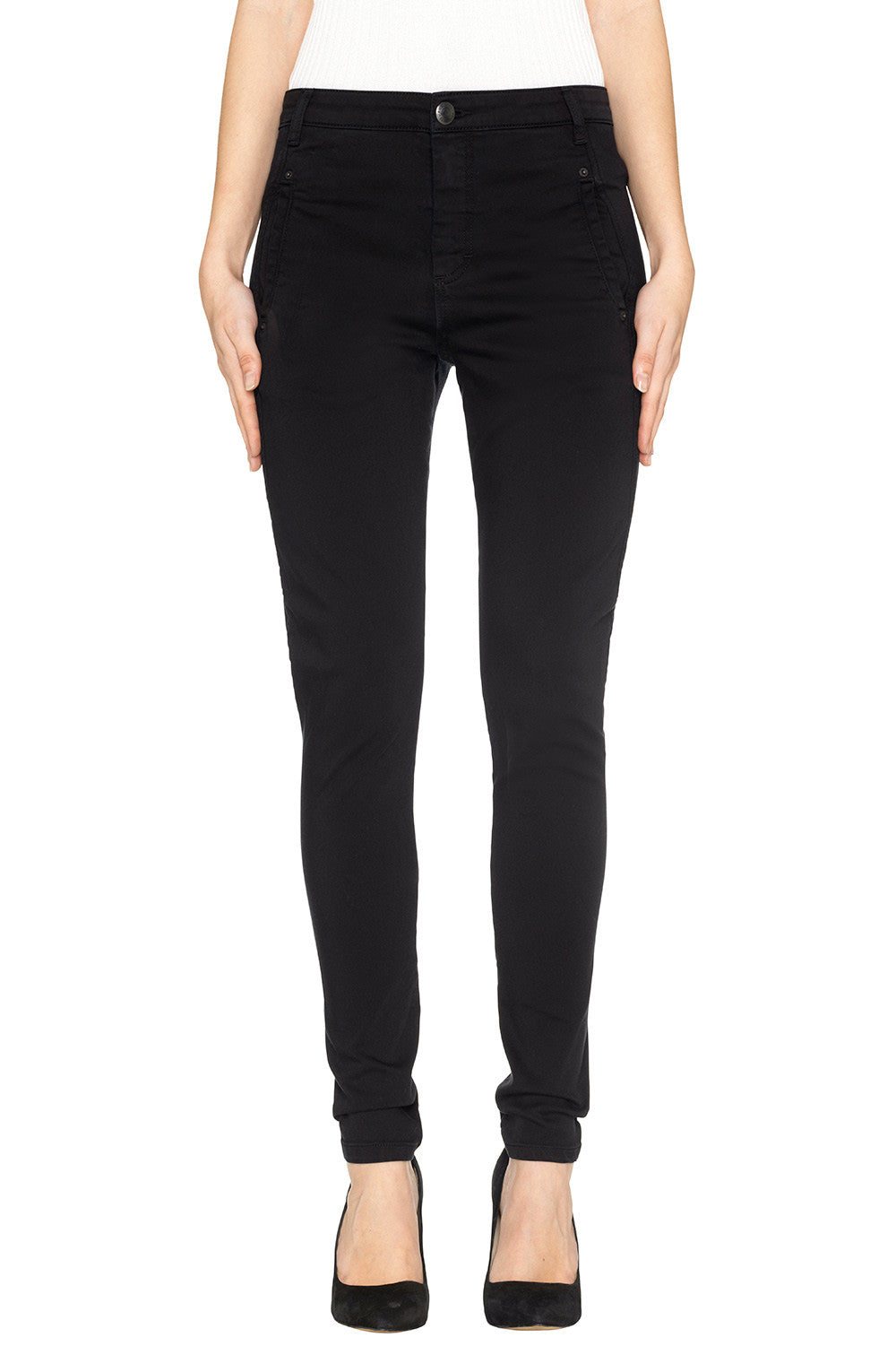 Five Units Jolie 606 Pants - Gun Black