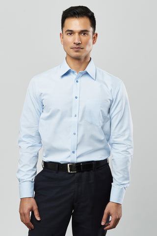 "Oscar of Sweden ""Bjorn"" Dress Shirt"