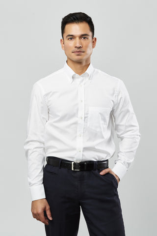 "Oscar of Sweden ""Kasper"" Dress Shirt"