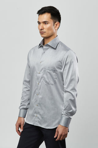 "Oscar of Sweden ""Ludvig"" Dress Shirt"