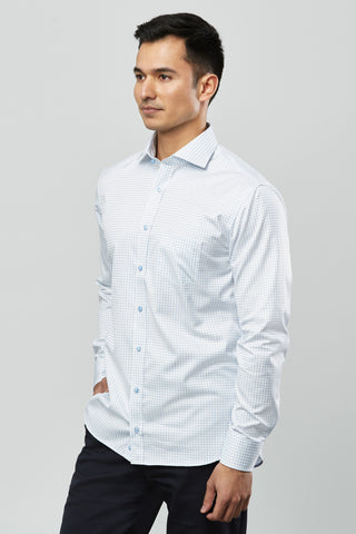 "Oscar of Sweden ""Mauritz"" Dress Shirt"