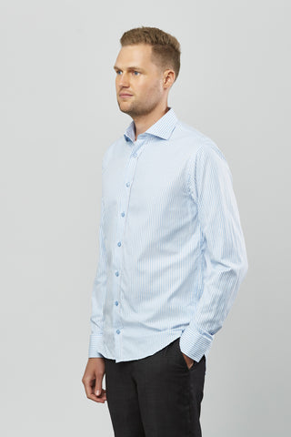 "Oscar of Sweden ""Rikard"" Dress Shirt"
