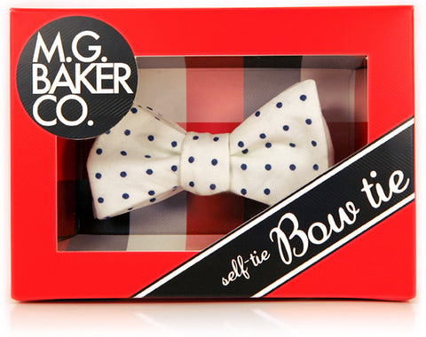 "M.G. Baker Co. ""Lindy Hop"" Bow Tie"