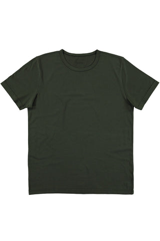 Escuyer Crew Neck T-shirt - Olive