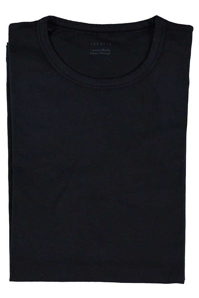 Escuyer Long Sleeve T-Shirt - Indigo